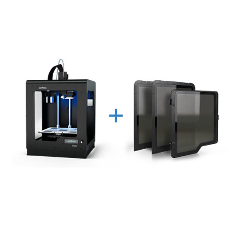 Zortrax M200 3D Printer + Side Panels